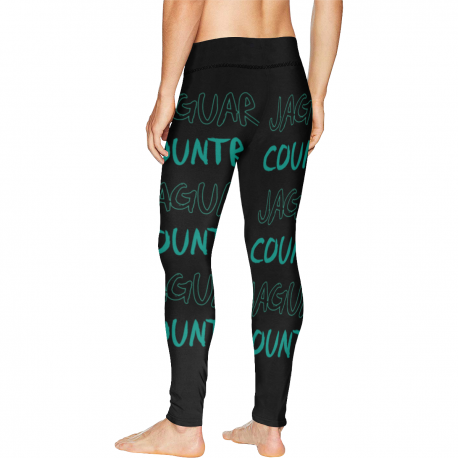 *CUSTOM* Limited Jaguar Country Compression Pants