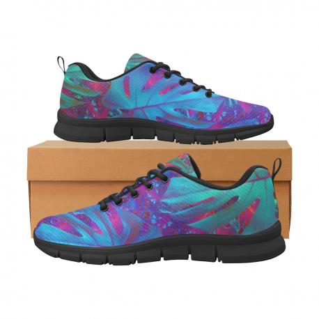 *CUSTOM* Women's Limited Abyss Forest Breathable Running Shoes