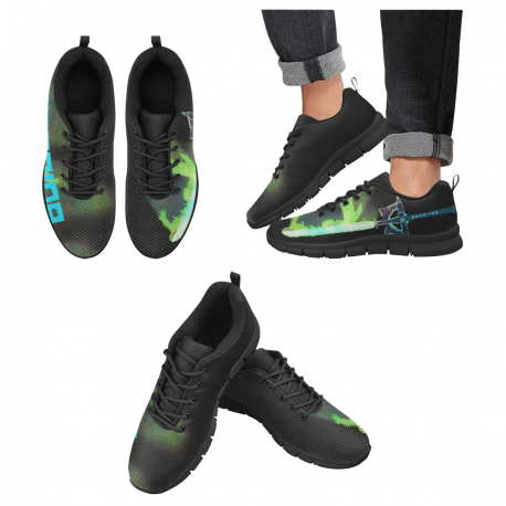 *CUSTOM* Men's Limited Warrior Breathable Running Shoes