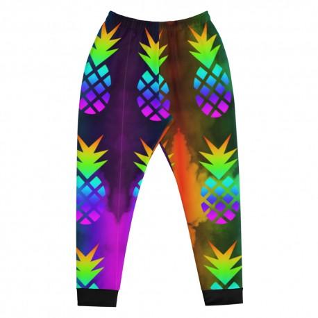 *CUSTOM* Unisex BOLD SOUL Rainbow Pineapple Pants