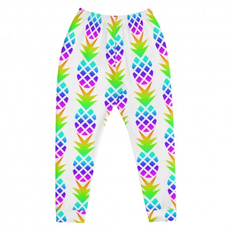 *CUSTOM* Unisex Rainbow Pineapple Pants