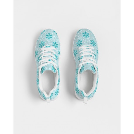 *CUSTOM* Women's Limited Snowy Days Breathable Running Shoes