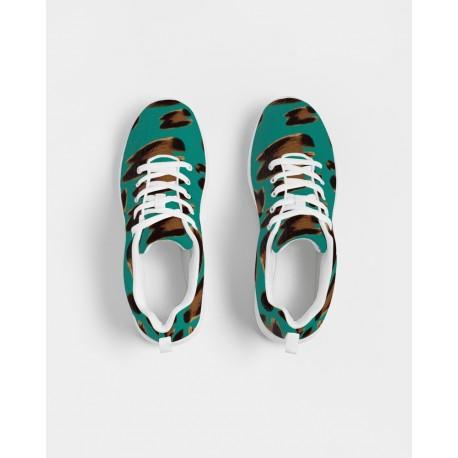 *CUSTOM* Men's Jaguar Breathable Running Shoes