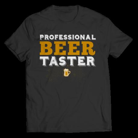 Professional Beer Taster