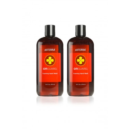On Guard Foaming Hand Wash Twin Pack Refill