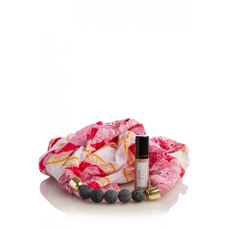 Kali India Inspired Personal Aroma with Diffusing Scarf