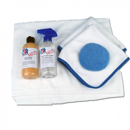 Interior Leather, Cloth and Carpet Cleaning Kits