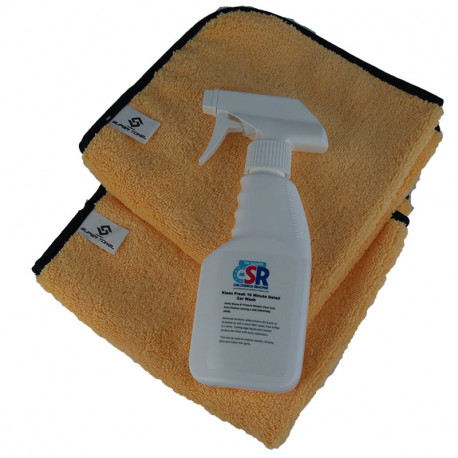 Kleen Freak 10 Minute Detail Car Wash 3 Month Supply
