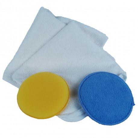 MOJO Leather kit extra towel pak