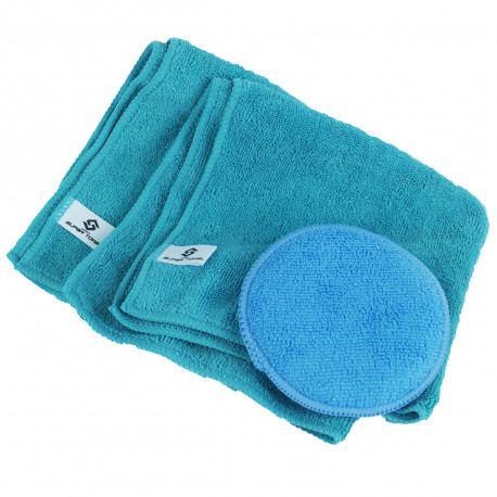 MOJO Cloth / Carpet  kit extra towel pak