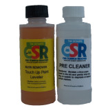 Touch Up Paint Leveling Solvent plus Pre Cleaner