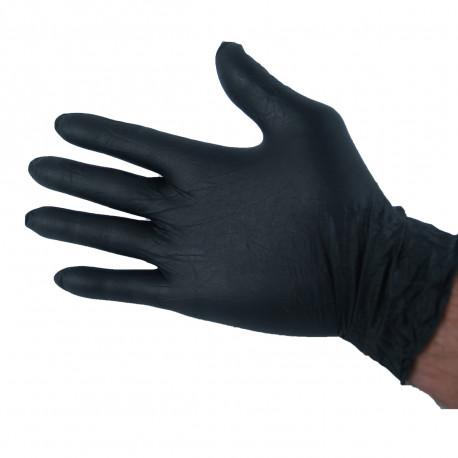 Nitrile gloves  10 pak