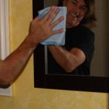 Glass Cleaning Microfiber towel 3pak
