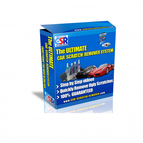 The Ultimate Car Scratch Remover  Original