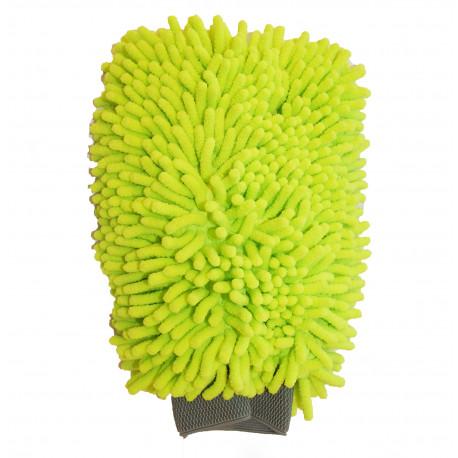 Chenille microfiber car wash mitt (professional)