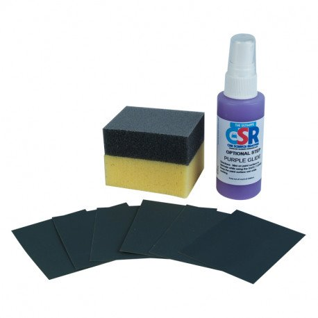 Safe-T-Sand  kit with 6pak of paper