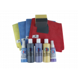 The Ultimate Car Scratch Remover PLUS Custom Touch Up Paint Kit