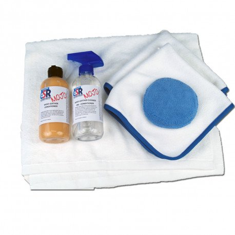 MOJO Leather Conditioning Kit Professional Quality