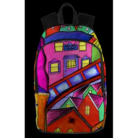 Welsh Village Backpack