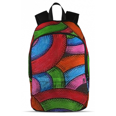 Welsh Circles Backpack