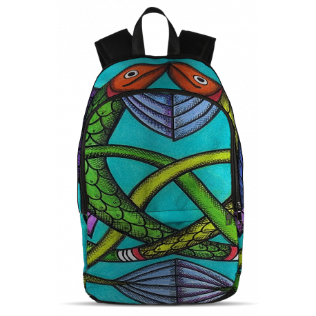Welsh Fish Backpack