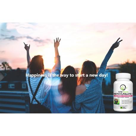 Wild Nutra™ Methylfolate