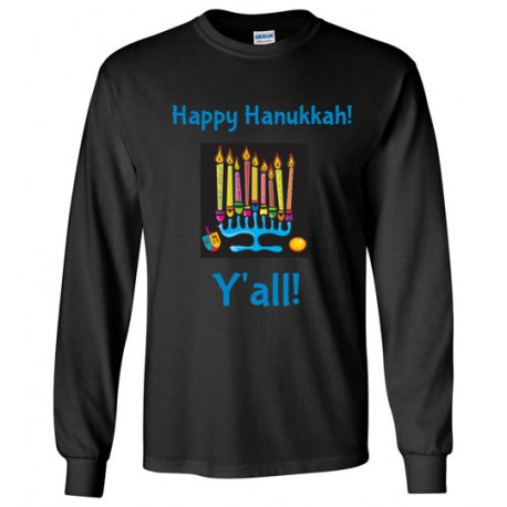 Happy Hanukkah Y'all