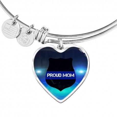 Proud Mom - Thin Blue line