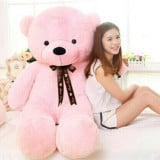 Giant Teddy Bear 4 Feet Tall 120 CM Pick Your Color Plush Stuffed Animal Soft Toy
